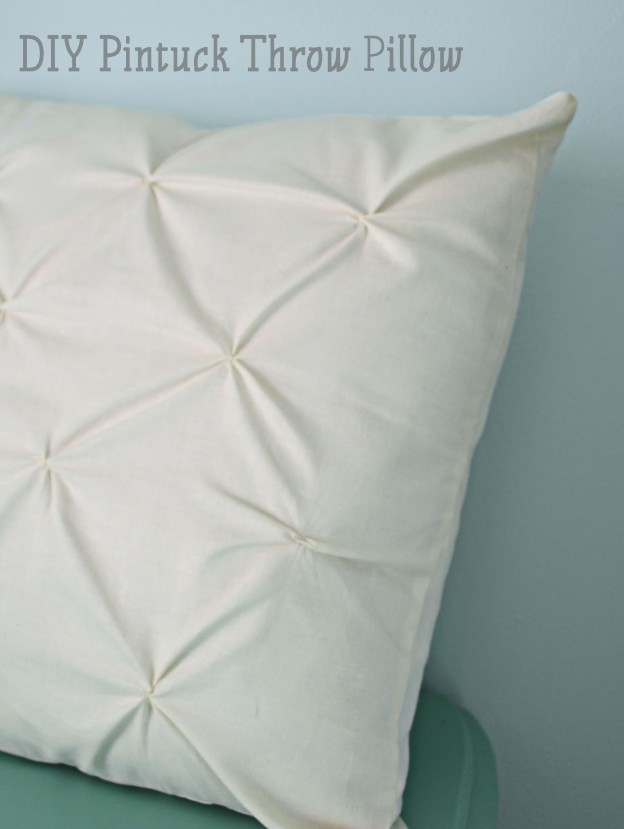 in zoom cotton to rose click buy blue pillow cushion out cover home ros by diwa inch pintuck x
